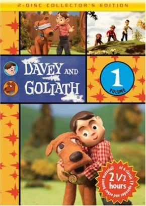 Davey and Goliath – Volume 1 (A PopEntertainment.com TV on DVD Review)