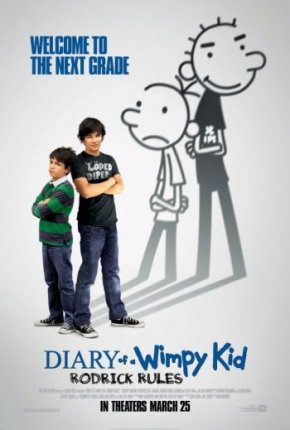 Diary of a Wimpy Kid – Rodrick Rules (A PopEntertainment.com Movie Review)