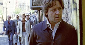 Russell Crowe in American Gangster