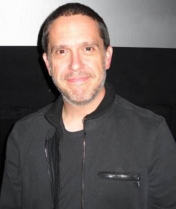 "Lee Unkrich at the New York press day for ""Toy Story 3."""