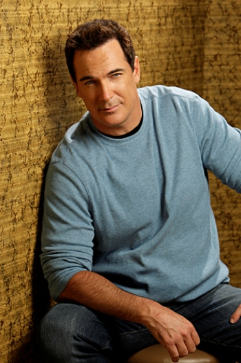 Gallery coverage of the CBS series RULES OF ENGAGEMENT. Pictured: Patrick Warburton Photo: Sonja Flemming/CBS ©2008 CBS Broadcasting Inc. All Rights Reserved.