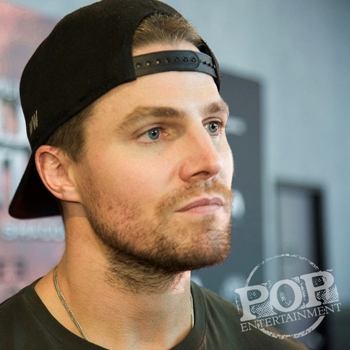 "Stephen Amell at the Philadelphia premiere of ""Teenage Mutant Ninja Turtles: Out of the Shadows"" Photo by Nick Bergmann."