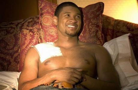 "Usher stars in ""In the Mix."""