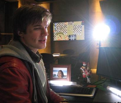 "Matt Lanter stars in ""WarGames: The Dead Code."""