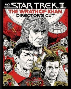 Star Trek II: The Wrath of Khan (Director's Cut) (A PopEntertainment.com VideoReview)
