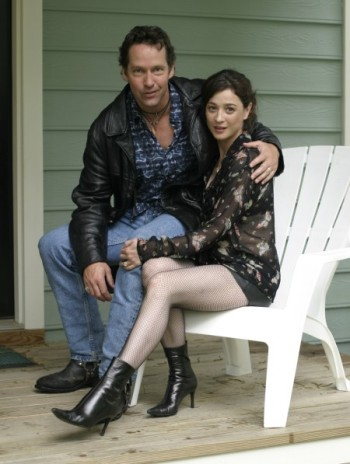 "D.B. Sweeney and Moira Kelly star in ""Two Tickets to Paradise."""