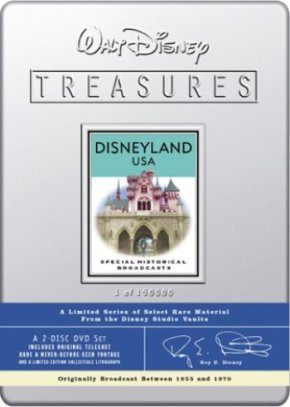 Disneyland USA – Walt Disney Treasures (A PopEntertainment.com TV on DVD Review)