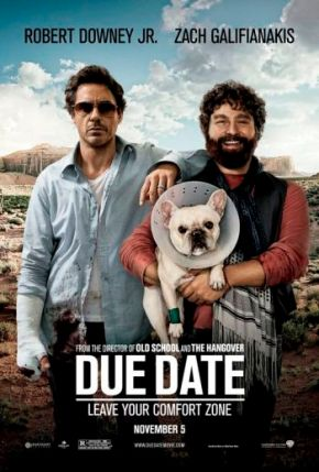 Due Date (A PopEntertainment.com Movie Review)