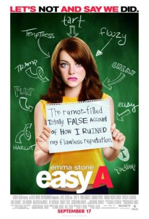Easy A (A PopEntertainment.com Movie Review)