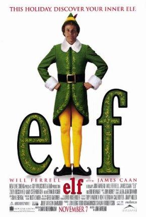 Elf (A PopEntertainment.com MovieReview)