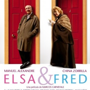 Elsa and Fred (A PopEntertainment.com Movie Review)
