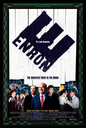 Enron: The Smartest Guys in the Room (A PopEntertainment.com MovieReview)
