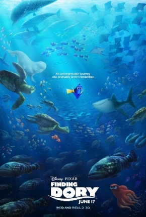 Finding Dory (A PopEntertainment.com MovieReview)