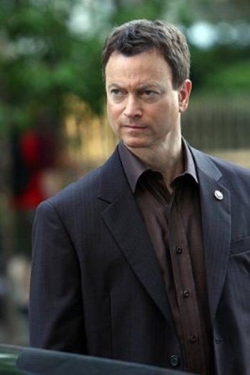 Gary Sinise in CSI: NY.