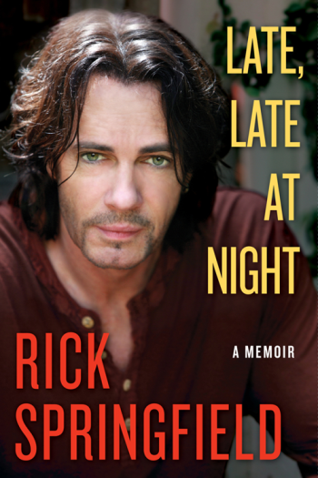 Rick Springfield - Late, Late at Night