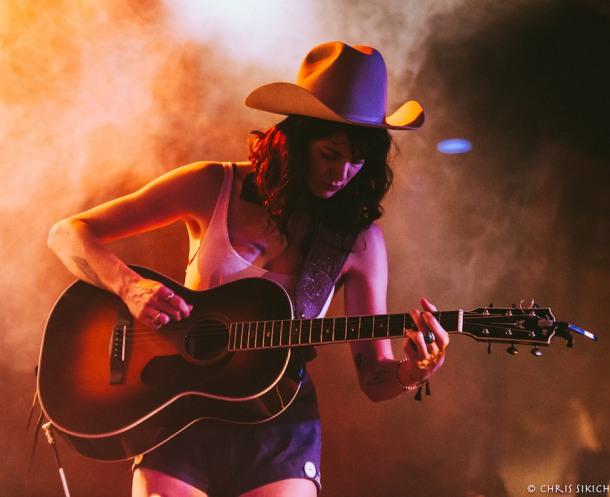 Nikki Lane – Athfest – 40 Watt – Athens, GA – June 23, 2016 – Photo by Chris Sikich © 2016