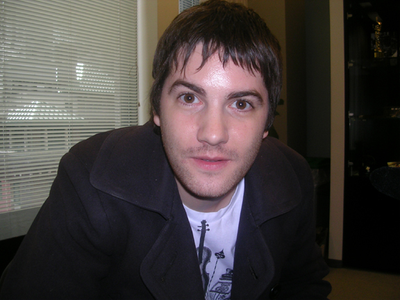 "Jim Sturgess at the New York press day for ""21."""