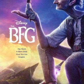 The BFG (A PopEntertainment.com MovieReview)
