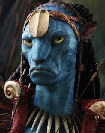 Wes Studi in Avatar