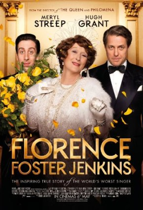 Florence Foster Jenkins (A PopEntertainment.com MovieReview)