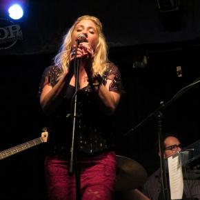 Lucy Woodward & Project Grand Slam – Tin Angel – Philadelphia, PA – August 11, 2016 (A PopEntertainment.com Concert PhotoAlbum)