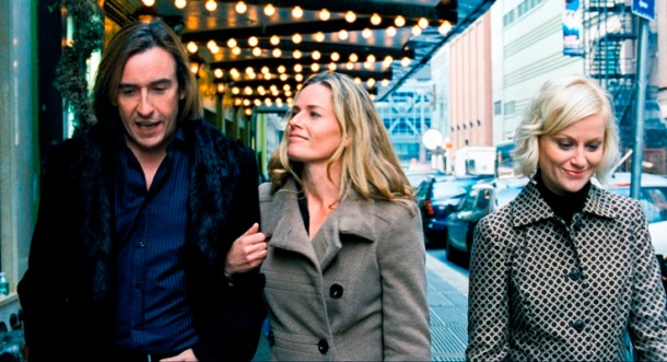 Steve Coogan, Elisabeth Shue and Amy Poehler in Hamlet 2.