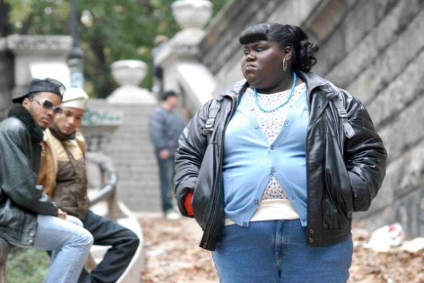 Gabourey Sibide stars in Precious: Based on the Novel Push by Sapphire