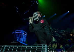 Slipknot, Marilyn Manson & Of Mice and Men – BB&T Pavilion – Camden, NJ – July 27, 2016 (A PopEntertainment.com ConcertReview)
