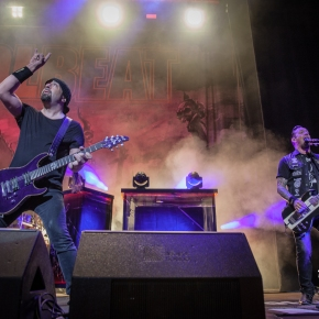 Volbeat – Ford Amphitheater at Coney Island Boardwalk – Coney Island, NY – August 8, 2016 (A PopEntertainment.com Concert PhotoAlbum)