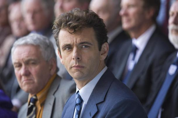 "Michael Sheen in ""The Damned United."""