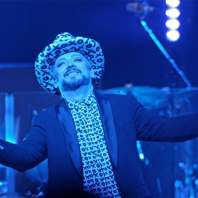 Boy George & Culture Club – Electric Factory – Philadelphia, PA – September 9, 2016 (A PopEntertainment.com Concert Photo Album)