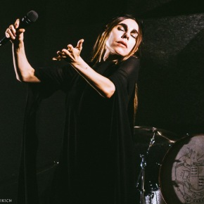 PJ Harvey – Terminal 5 – New York, NY – August 15, 2016 (A PopEntertainment.com Photo Album)