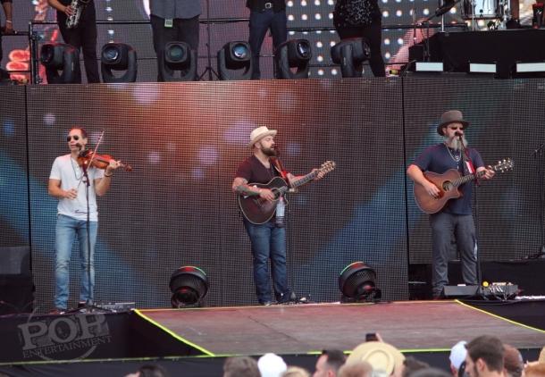 Zac Brown Band – Atlantic City Boardwalk – Atlantic City, NJ – September 1, 2016 - Photo by Caroline Serling © 2016
