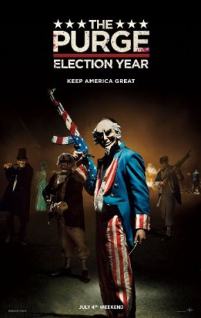 The Purge – Election Year (A PopEntertainment.com Movie Review)