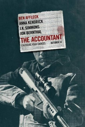 The Accountant (A PopEntertainment.com Movie Review)