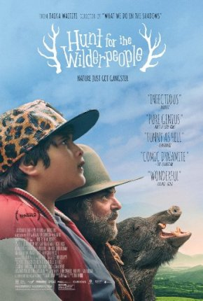 Hunt For the Wilderpeople (A PopEntertainment.com MovieReview)