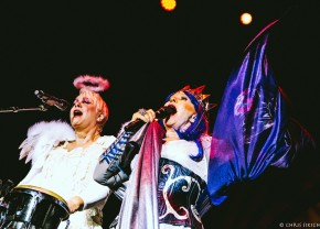 The B-52's Halloween Bash – The Fillmore – Philadelphia, PA – October 30, 2016 (A PopEntertainment.com Concert Review)