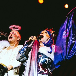 The B-52's Halloween Bash – The Fillmore – Philadelphia, PA – October 30, 2016 (A PopEntertainment.com ConcertReview)