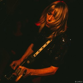 Body/Head featuring Kim Gordon, Axis:Sova & Fully Glazed – PhilaMOCA – Philadelphia, PA – November 11, 2016 (A PopEntertainment.com Concert Photo Album)