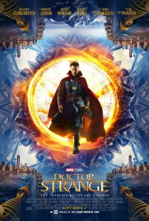 Doctor Strange (A PopEntertainment.com MovieReview)
