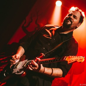 Drive-By Truckers & Kyle Craft – Union Transfer – Philadelphia, PA – November 9, 2016 (A PopEntertainment.com Concert Review)