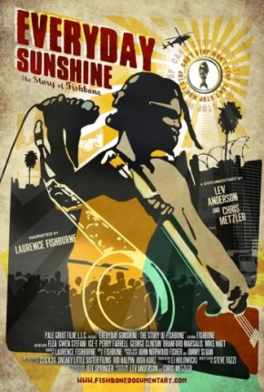 Everyday Sunshine – The Story of Fishbone (A PopEntertainment.com MovieReview)
