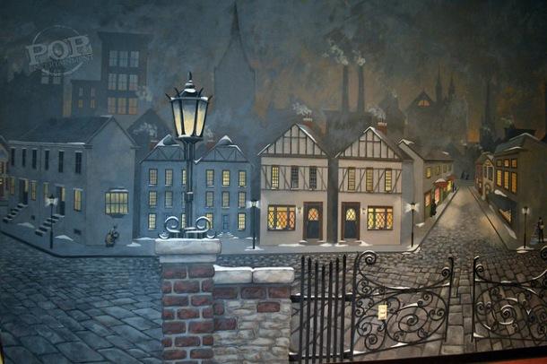 Macy's Dickens Village