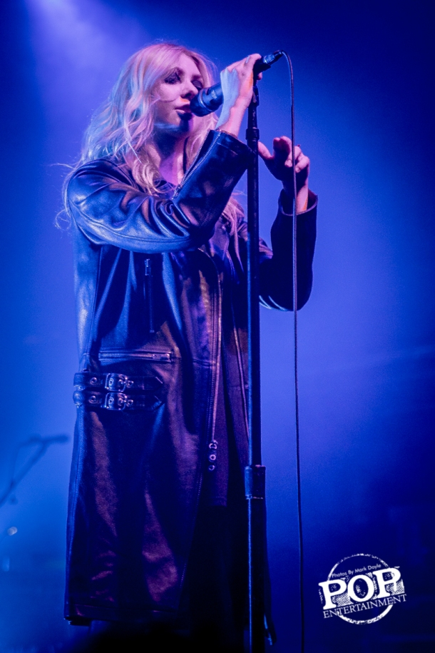 The Pretty Reckless – Terminal 5 – New York, New York – November 16, 2016 – Photo by Mark Doyle © 2016