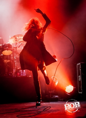 The Pretty Reckless & Them Evils – Terminal 5 – New York, NY – November 16, 2016 (A PopEntertainment.com ConcertReview)