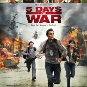 5 Days of War (A PopEntertainment.com Movie Review)