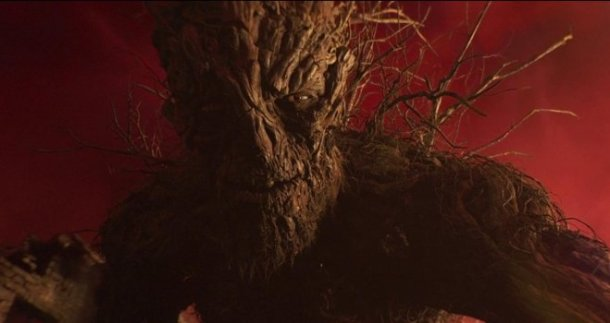 "Liam Neeson as the Monster in ""A Monster Calls."""