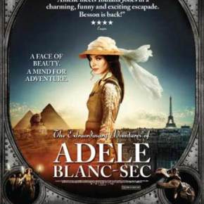 The Extraordinary Adventures of Adèle Blanc-Sec (A PopEntertainment.com MovieReview)