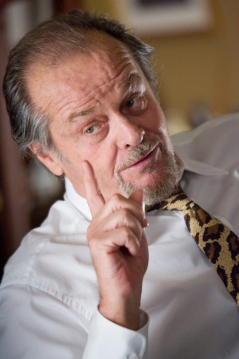 "JACK NICHOLSON stars as Frank Costello, a crime boss whose influence reaches far into the ranks of the Massachusetts State Police in Warner Bros. Pictures' crime drama ""The Departed."""