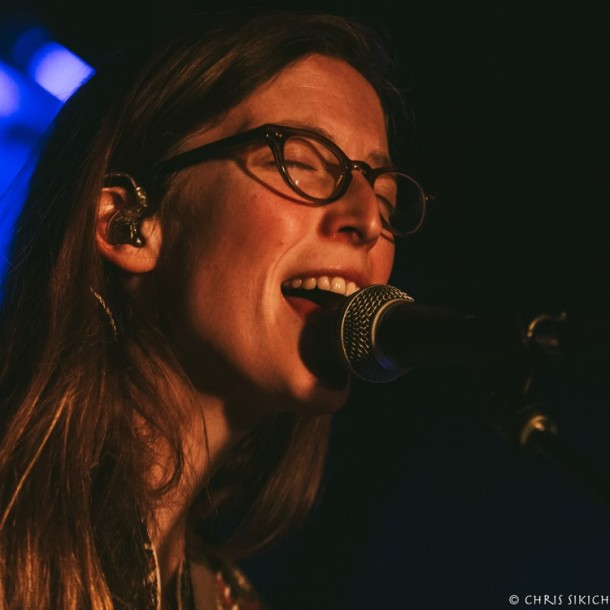 Eliza Hardy Jones & Geology – Boot & Saddle – Philadelphia, PA – December 10, 2016 – Photo by Chris Sikich © 2016